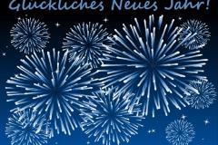 Frohes Neues Jahr 2013!